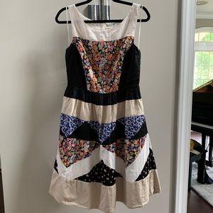 EUC Like New Anthropologie Dress